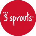 3 Sprouts (Fra 2. April 2018)