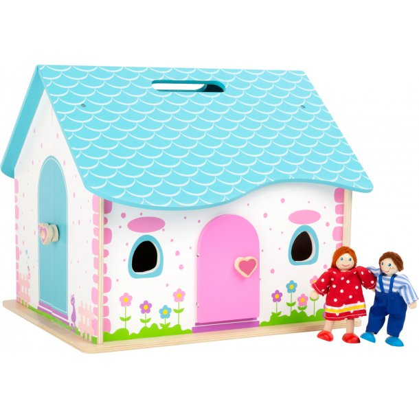 Small Foot Foldable Doll S House Doll Houses And Accessories