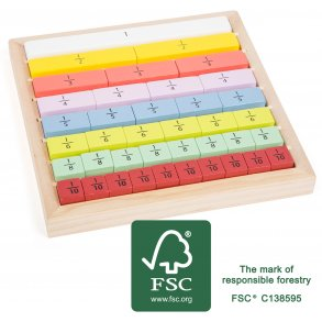 Small Foot 10323 Tafel Lernspielzeug